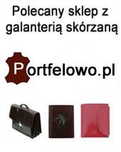 portfele, portfele skórzane