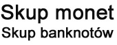 skup monet warszawa, skup banknotów
